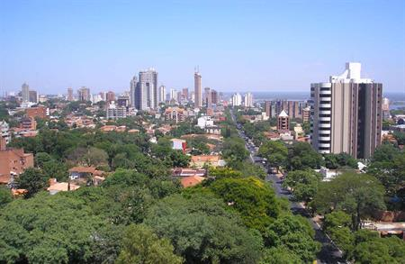 Paraguay's capital city Asuncion will add an Aloft-branded hotel in 2014