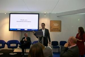 Anthony Miller at Confex