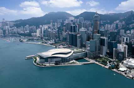 HKCEC hosts Google and Samsung