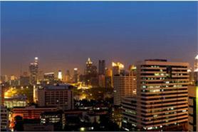 Crowne Plaza makes Bangkok debut