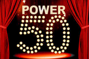 C&IT Power 50 - over 3,000 votes cast
