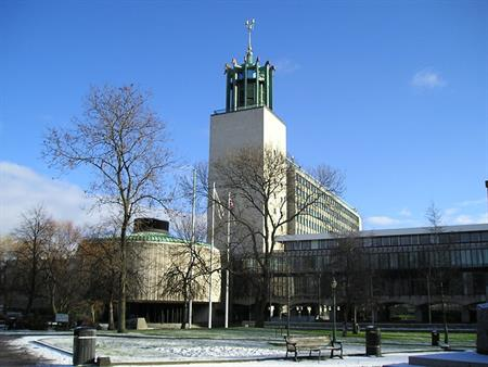 Newcastle Civic Centre: hosting climate change conference