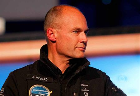 Adventurer Bertrand Piccard shares insights with events professionals at EMEC 2013