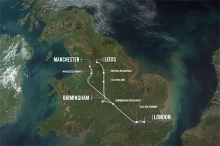 Manchester Central welcomes HS2 announcement