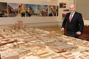 Mandarin Oriental unveils plans for a property in Doha, Qatar