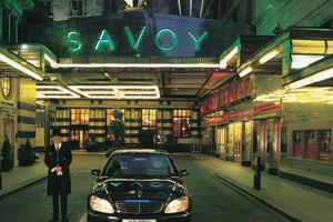 Savoy plans October reopening