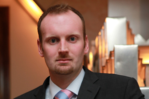 Strand Palace Hotel appoints Peter McLoughlin