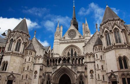 The MoJ is looking for an agency to provide events management at the Royal Courts of Justice