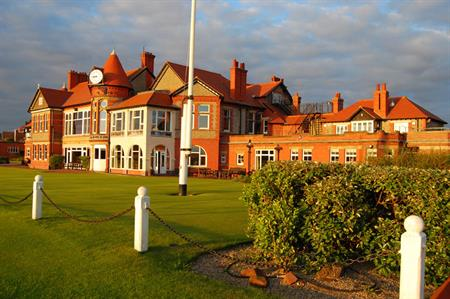 Clubhouse, Royal Liverpool Golf Club, Hoylake