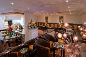 Strand Palace Hotel's Mask Bar
