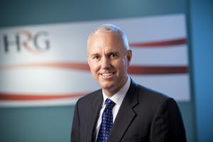 HRG appoints Greg Treasure