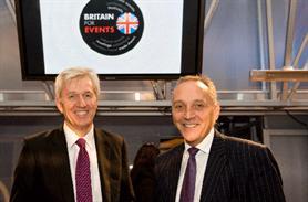 MP Nick de Bois and BVEP chairman Michael Hirst
