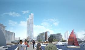 Wyndham Cardiff hotel to open in 2013
