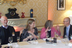 Ford and Imagination attend Ireland focus group lunch
