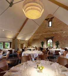 C&I space:  The Barn at Calcot Manor