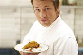 Jamie Oliver and Woods' Silver Fleet team up to serve event industry