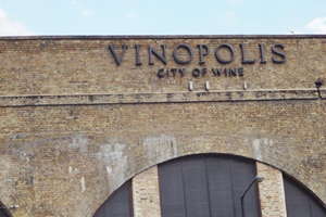 Vinopolis has launched its Christmas theme