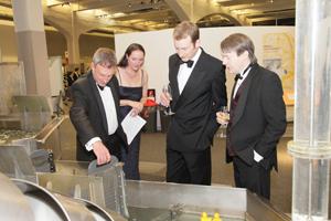 Rolls-Royce holds annual ball in Bristol