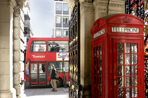 London moves up ICCA city rankings