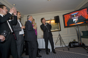 Power 50 launch: Cheering in Number One