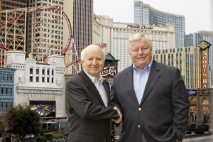 Ray Bloom and Roger Dow form partnership for Imex America