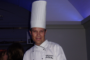 The Brewery head chef Erling Rugsten