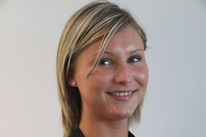 CCE enquiry co-ordinator Claire Stanley