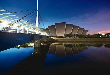 Glasgow's Scottish Exhibition and Conference Centre