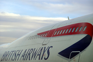 Volcanic ash and strikes hit BA passenger figures