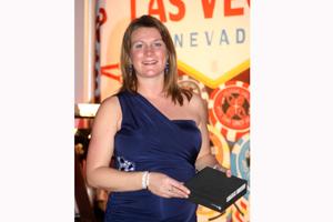 Susanna Christie awarded HBAA award