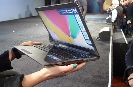 Computer 2000 will focus on Samsung products including its Series 5 Ultrabook at reseller events