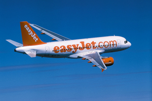 Easyjet reports increase in passenger numbers
