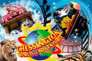 Chessington launches Wild Asia