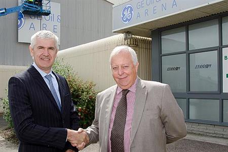 AECC announces sponsorship naming deal with GE Oil & Gas