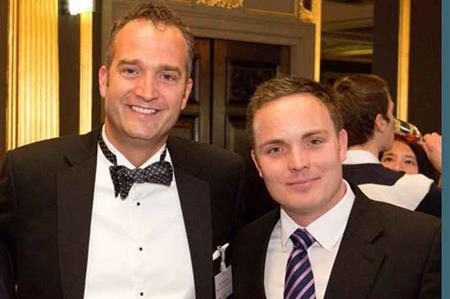 Alex Incorvaja (left) to leave Malta Tourism Authority