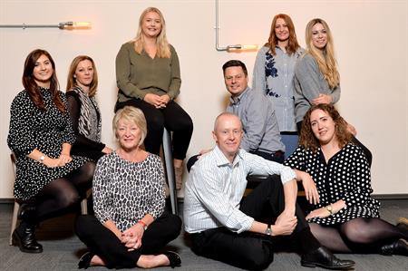 The team at Aberfield Communications