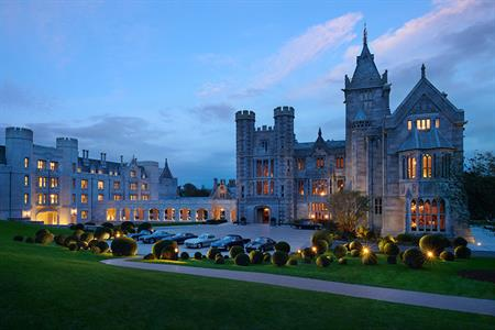 Hotel review: Adare Manor, Limerick