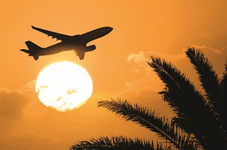 Industry's air travel plans yet to be hit by rising costs