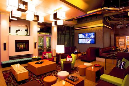 Aloft Denver Downtown hotel