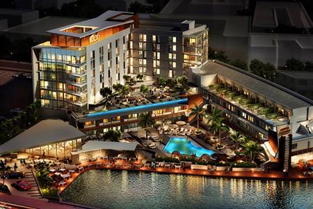 Aloft South Beach hotel, Miami