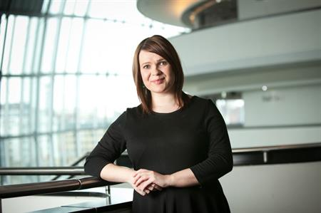 Anna Eyres, head of conference and events at Sage Gateshead