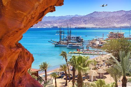 Aqaba in Jordan (image credit: iStock)