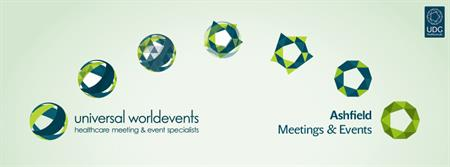 Universal World Events rebrands as Ashfield Meetings & Events