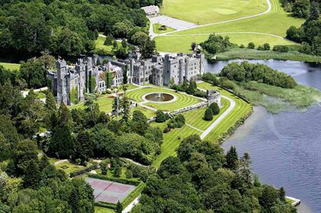 Ashford Castle enters final phase of renovation
