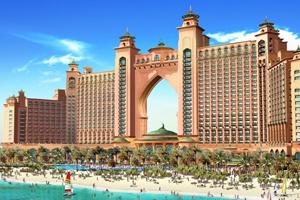 Atlantis, The Palm opens