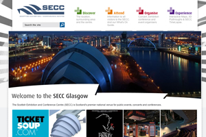 SECC: Turnover  up 10% to more than £18m