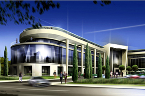 Hilwood: set to open a hotel at Mercedes-Benz World in 2010