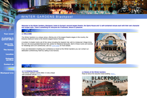 Winter Gardens acquired for £40m