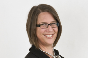 Sarah Wright, head of events, Barclays