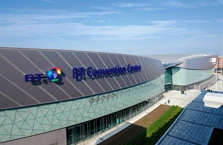 BT Convention Centre will welcome BBC Worldwide and Swinton Group in 2013